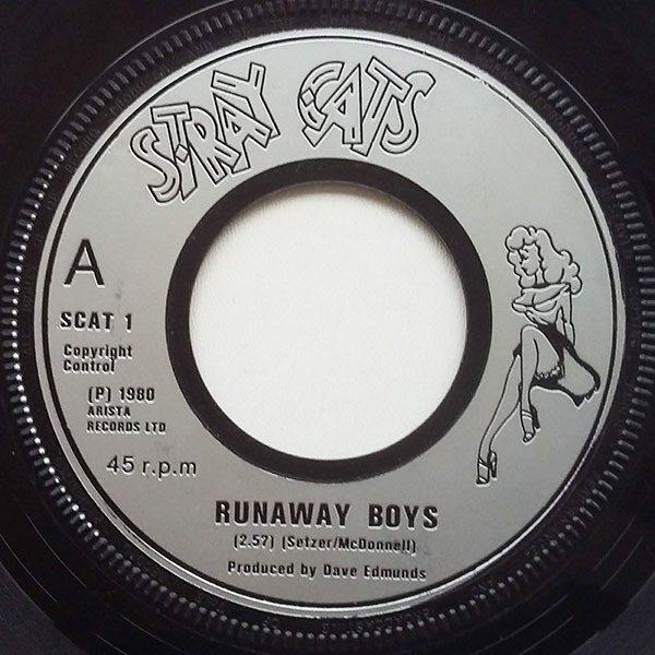 Stray Cats - Runaway Boys
