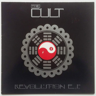 The Cult ‎- Revolution E.P.