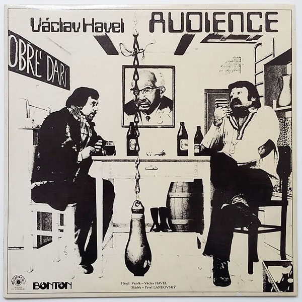 Václav Havel ‎- Audience