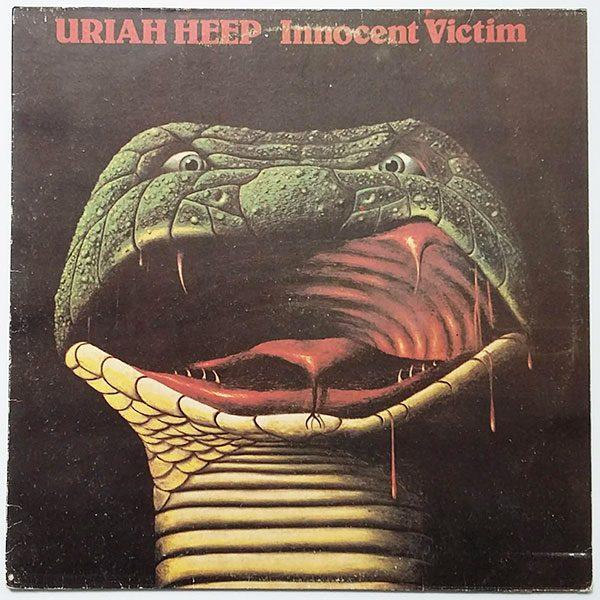 Uriah Heep - Innocent Victim