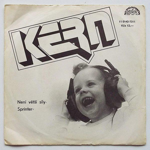 Kern - Není Větší Síly Sprinter