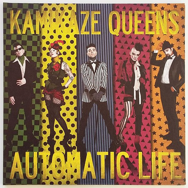 Kamikaze Queens ‎- Automatic Life