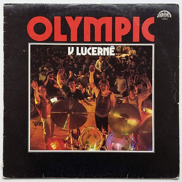 Olympic - Olympic v Lucerně