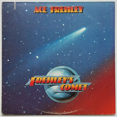 Ace Frehley ‎- Frehley's Comet