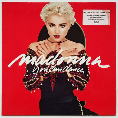 Madonna ‎- You Can Dance