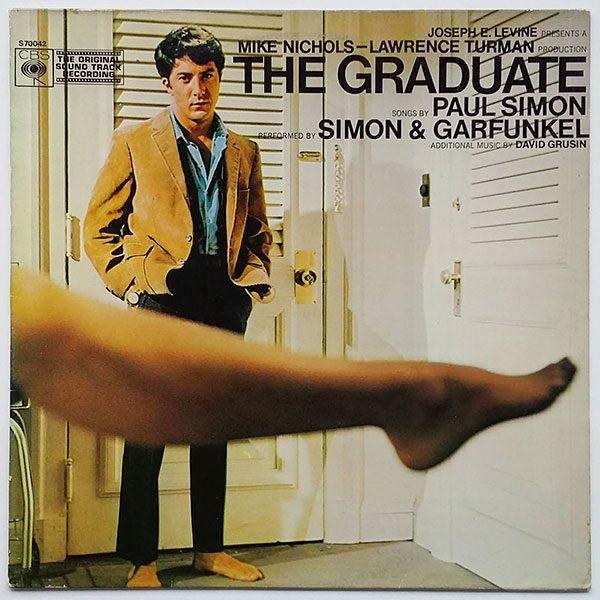 Simon & Garfunkel, Dave Grusin - The Graduate - Original Soundtrack
