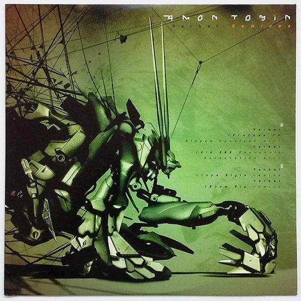 Amon Tobin - Verbal Remixes