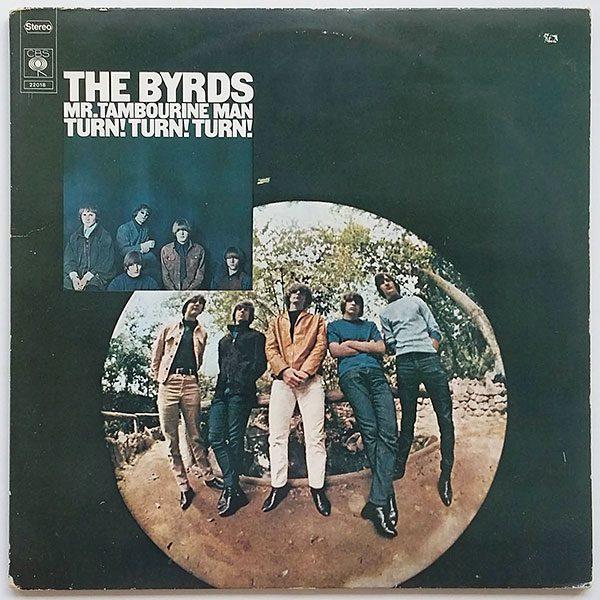 The Byrds - Mr. Tambourine Man - Turn Turn Turn